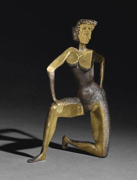 Frederick Edward McWilliam-Kneeling Girl II-1971