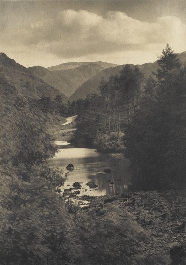 Frederick H. Evans-Borrowdale Vers-1885