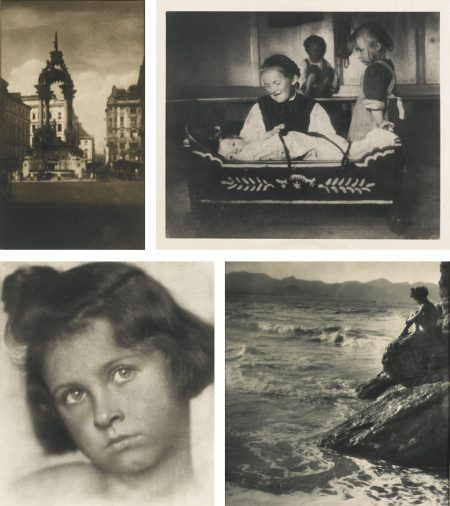 Rudolf Koppitz-Portraits Paysages Et Scenes DInterieur-1930