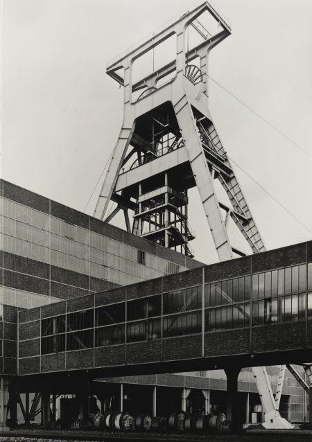 Albert Renger-Patzsch-Zeche Germania Dortmund-1952