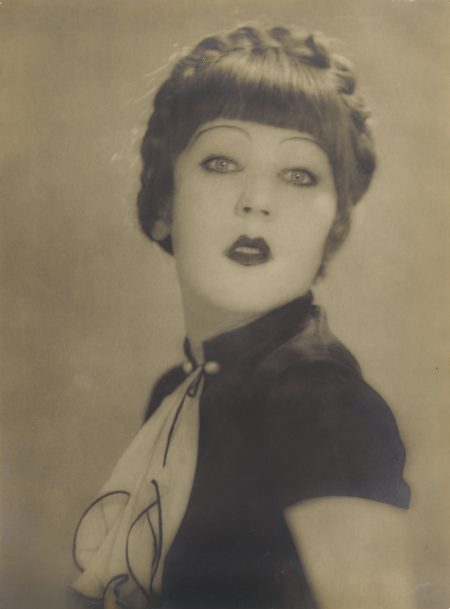 Man Ray-Catherine Hessling-1925