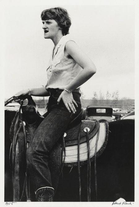 Robert Frank-Lander Wyoming-1955