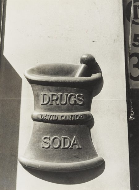 Paul Wolff-Drugs-Soda New York-1928
