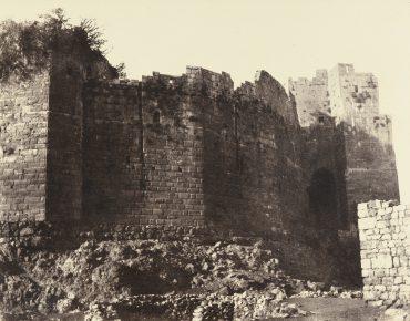 Louis De Clercq-Kalaat El-Markab Et Kalaat-El-Hosn Syrie-1859