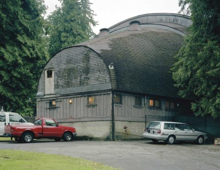 Rear view, open air theatre, Vancouver-2005