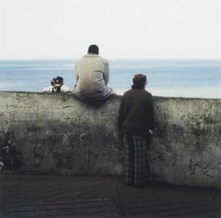 Yto Barrada-Dos a la ville # 2, serie 'Le Belvedere - Mirador de la Kasbah'-2002