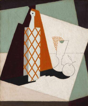 Diego Rivera-Sans Titre (Composition Cubiste)-1916