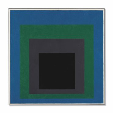 Josef Albers-Homage to the Square-1973