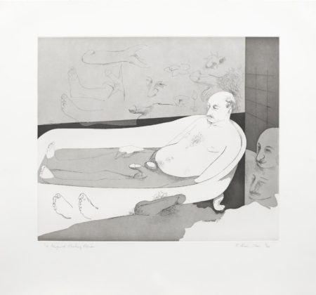 Richard Hamilton-A Languid Floating Flower (Lullin 137)-1983
