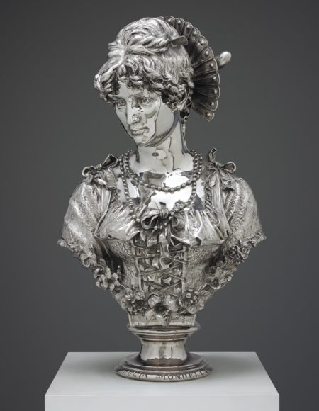 Jeff Koons-Italian Woman-1986