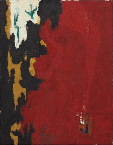 Clyfford Still-Untitled-1949