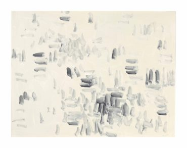 Lee Ufan-With Winds-1990