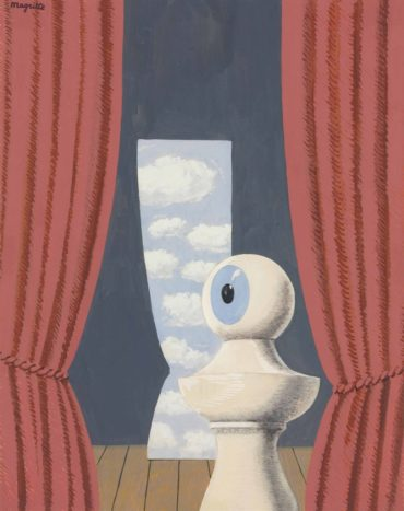 Rene Magritte-Hommage a Shakespeare-1963
