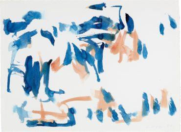 Lee Ufan-Untitled-1987