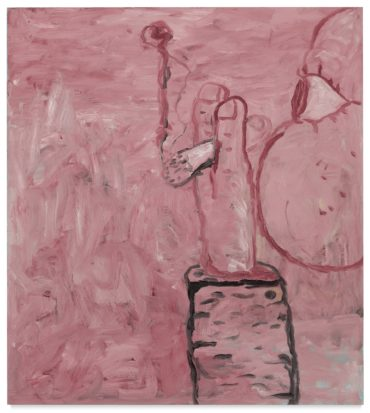 Philip Guston-Untitled (Smoking)-1979
