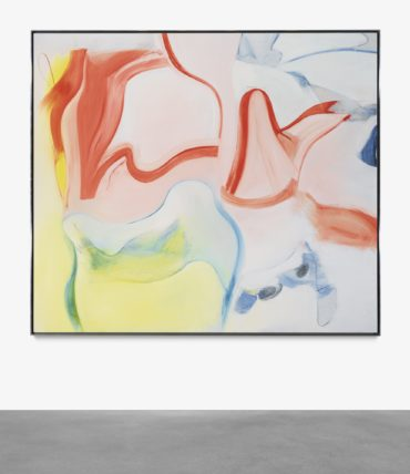 Willem de Kooning-Untitled XXXIX-1983