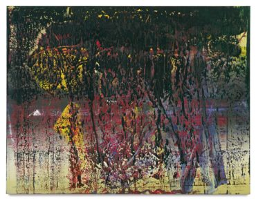 Gerhard Richter-A B St. James-1988
