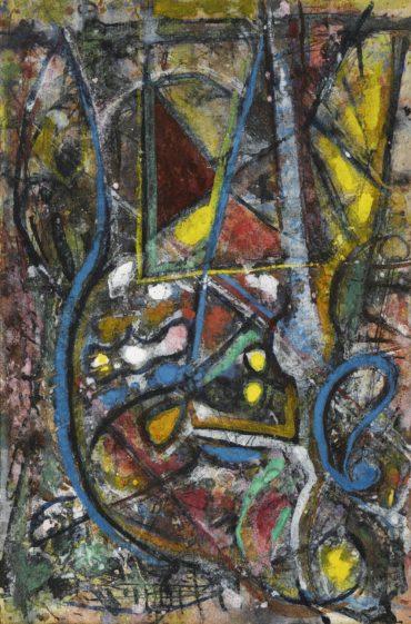 Richard Pousette-Dart-Untitled-1950
