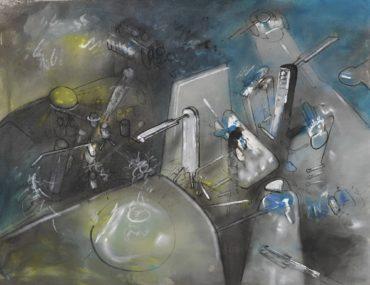 Roberto Matta-Untitled-1952