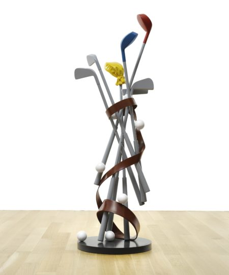 Coosje Van Bruggen-Claes Oldenburg-Golf/Typhoon-1996