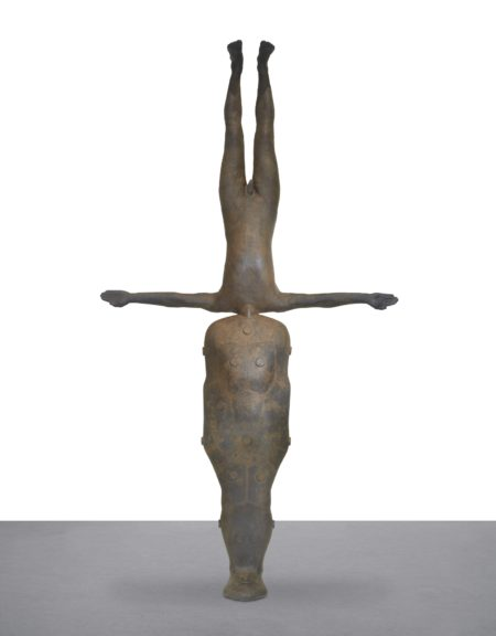 Antony Gormley-Present Time-2001