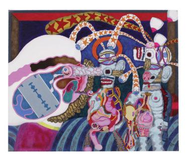 Key Hiraga-Untitled-1973