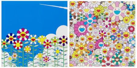 Takashi Murakami-Flower Smile& Flower-2011