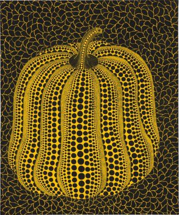 Yayoi Kusama-Pumpkin-1998