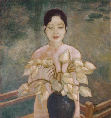 Mai Trung Thu-La Jeune Fille De Hue-1937