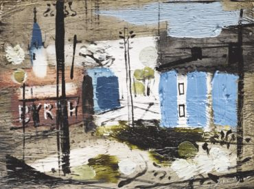 John Piper-French Village