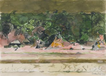 Graham Sutherland-Estuary-1979