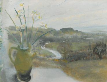 Winifred Nicholson-Irthing-1970