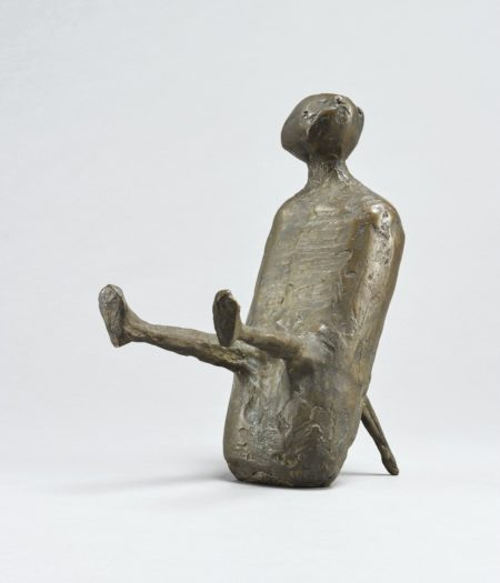 Kenneth Armitage-Playful Figure-1961