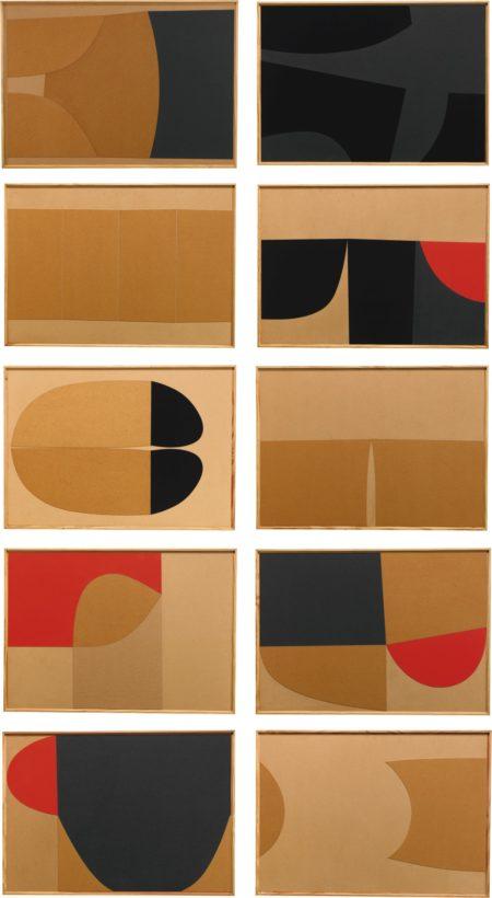Alberto Burri-Multiplex-1981
