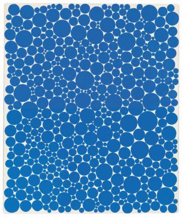 Yayoi Kusama-Polka Dots-1990