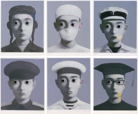 Zhang Xiaogang-My Hope-