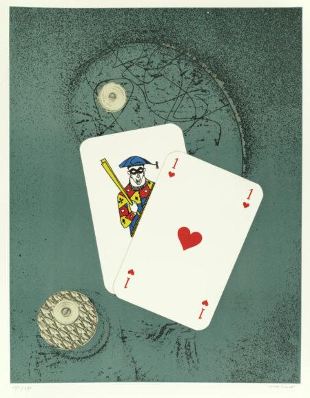 Affiche pour le Surrealisme (Spies-Leppien A 11)-1964