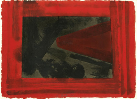 Howard Hodgkin-Here we are in Croydon-1979