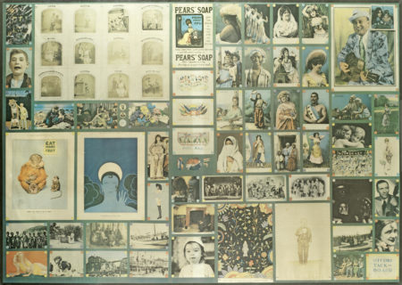 Peter Blake-Studio Tack-board-1972