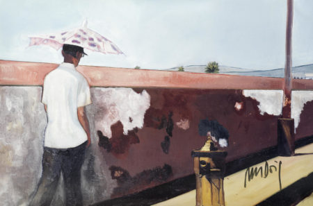 Peter Doig-After Peter Doig - Lapeyrouse Wall-