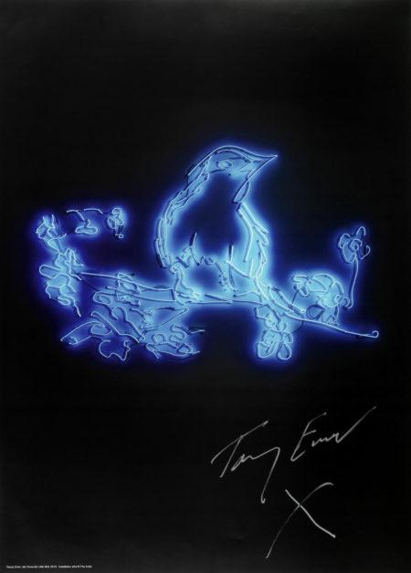 Tracey Emin-My favourite little bird; But Yeah-2010