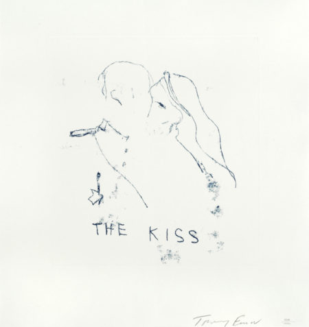 Tracey Emin-The Kiss-2011