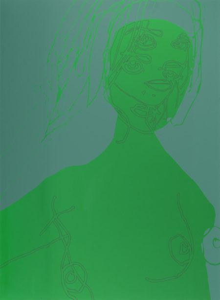 Gary Hume-Psyche-2001