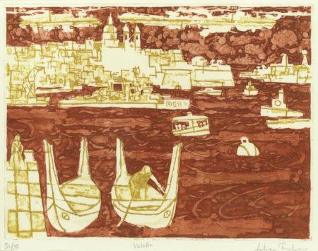 Julian Trevelyan-Valetta (Turner 108)-1959