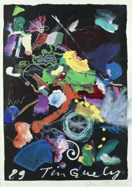 Jean Tinguely-L'Odalisque No.2-1989