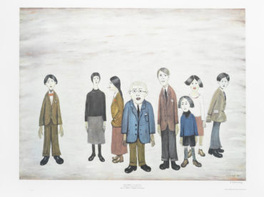 Laurence Stephen Lowry-His Family