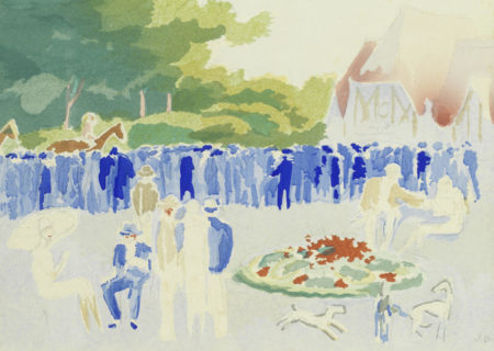 Kees van Dongen-After Kees Van Dongen - Le Grand Prix de Normandie-1931