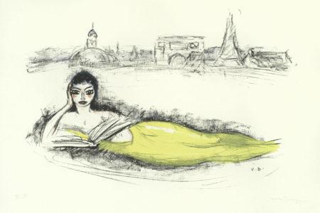 Kees van Dongen-La Seine-1962