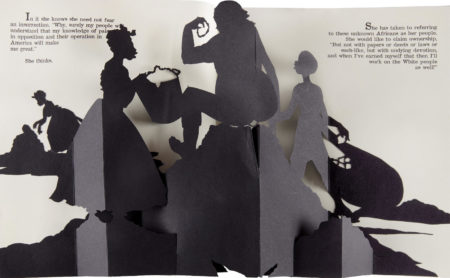 Kara Walker-Freedom, A Fable-1997