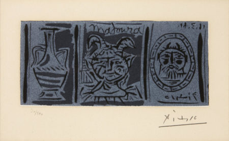 Madoura (B. 1021; Ba. 1270ii)-1961